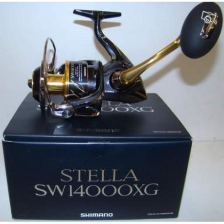 Shimano STELLA SW 14000XG Spinning Reel