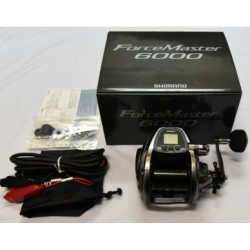 Shimano Force Master 6000 Electric Reel